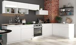 Kuchyně Eko bílá