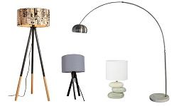 Osvětlení a lampy