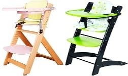 Dětské rostoucí a krmící židle