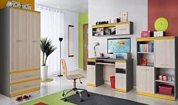 Kompletní sestavy dětských pokojů