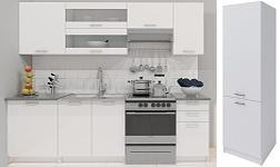 Kuchyně Fabiana bílá