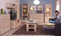 Sektorový nábytek Grand dub sonoma