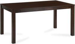 Dřevěné jídelní stoly z masivu a dýhy