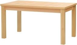 Jídelní stoly z lamina, MDF a voštiny