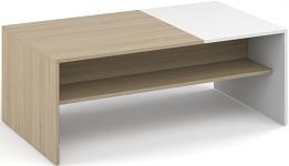 Konferenční stolky z lamina a MDF