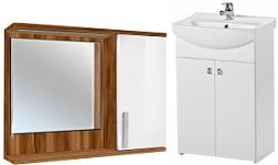 Koupelnové skříňky samostatné