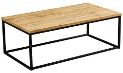 Konferenční stolky s kovovou podnoží