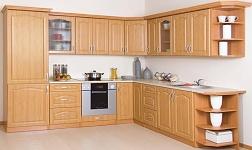Kuchyně Lora MDF klasik new olše