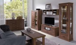 Sektorový nábytek Hilard dub stirling