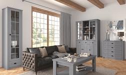 Sektorový nábytek Provance šedá