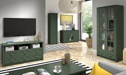 Sektorový nábytek Provance zelená