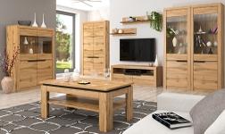 Sektorový nábytek Toronta dub wotan