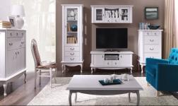 Sektorový nábytek Vilar sosna bílá