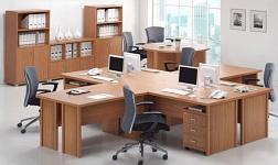 Sektorový nábytek do kanceláře