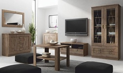 Sektorový nábytek Tedy dub lefkas