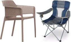 Zahradní židle, křesla a lavice