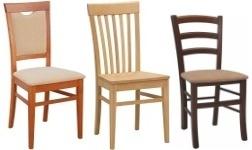 Jídelní židle z buku