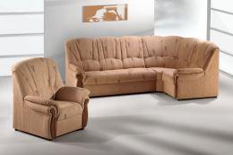 Modulová sedací souprava Aksamite ARIE český výrobek