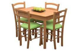 Jídelní stůl se šuplíkem S01 Patrik 90x60 cm