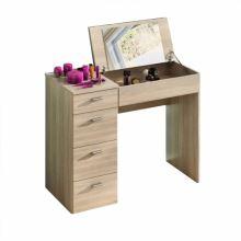 Toaletní stolek BELINA dub sonoma