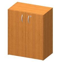 Nízká skříňka, DTD laminovaná, ABS hrany, třešeň, TEMPO ASISTENT NEW 011, VÝPRODEJ