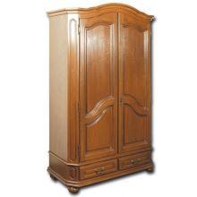 Rustikální šatní skříň Lindau II