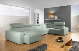 Modulová sedací souprava Aksamite AMATO český výrobek