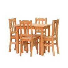 Jídelní židle Pino I masiv borovice