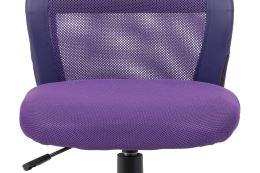 Dětská otočná židle KA-V101 PUR fialová