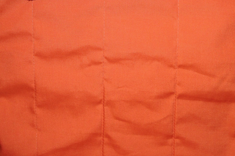 Dětské pohupovací křeslo R070 Adámek, látka 27 oranžová
