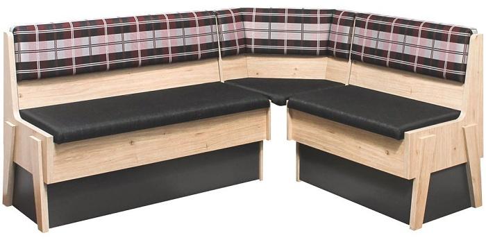 Rohová jídelní lavice MAXIM PLUS