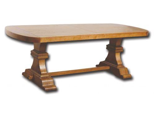 Rustikální jídelní stůl A33