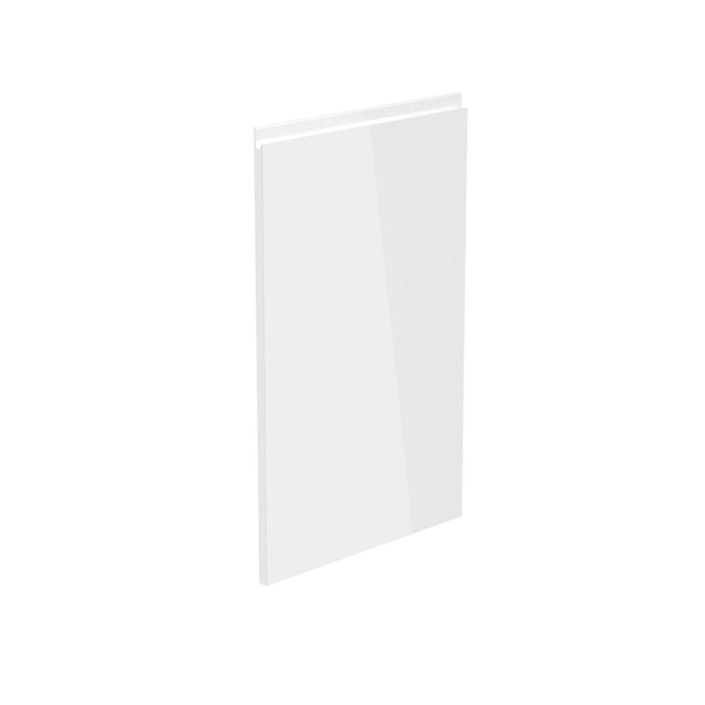Dvířka na myčku, bílá extra vysoký lesk HG, 44,6x71,3, AURORA